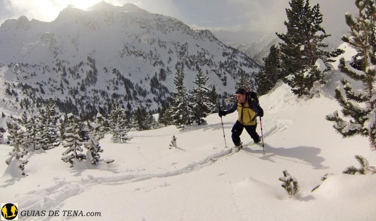 Esquí de montaña en Panticosa