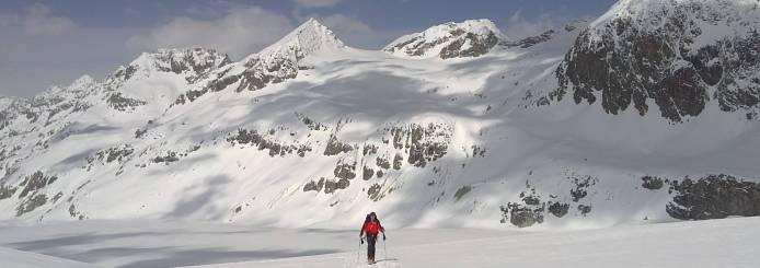 Glaciar de Ottema