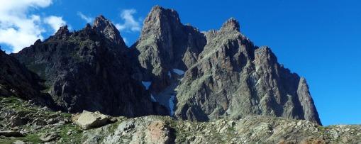 Midi d'Ossau Petit Gran Pic