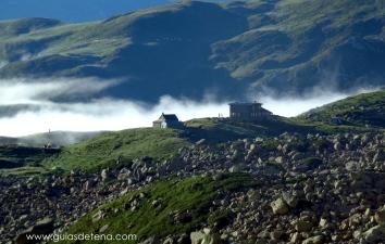 Refugio de Pombie, Midi d'Ossau.