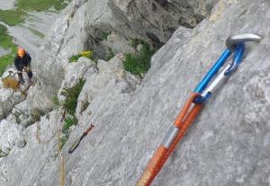 curso escalada deportiva