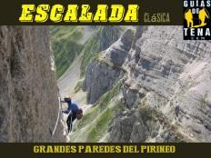 Escalada en Valle de Tena y Pirineos
