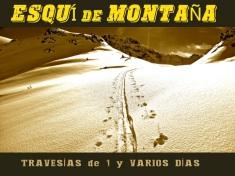 esqui de montaña en Valle de Tena y Pirineos