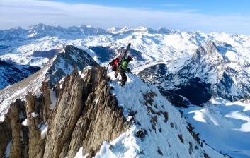 Guias de montaña valle de tena