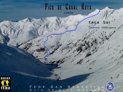 Canal Roya Sur