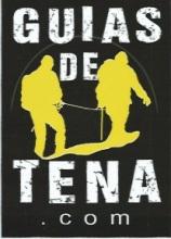 Logo Guias de Tena scaneado