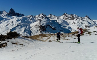 Curso esqui de montaña Formigal