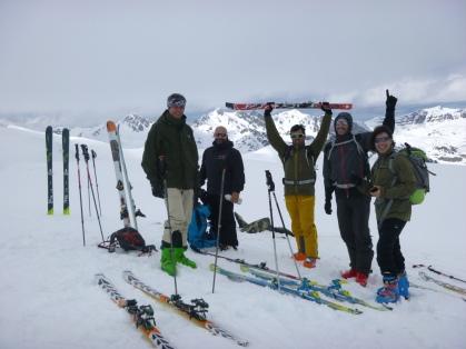 Esquí de montaña Valle de Tena
