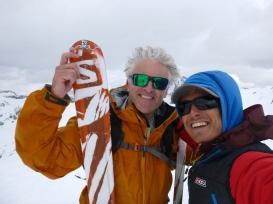 Entrenando para el Mont Blanc