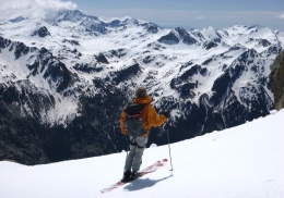 Training for Mont Blanc