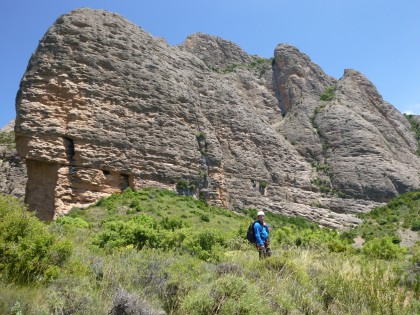 Climbing guides Riglos