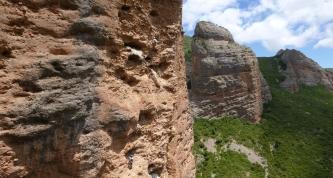 Guia de escalada Riglos