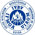 Miembro de la asociación internacional de guías de montaña