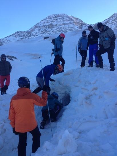 Stage Alpinisme CAF