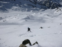 salidas esqui de montaña Valle de Tena