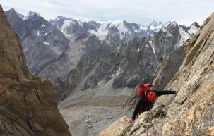 Zanskar guía de montaña Fede San Sebastian