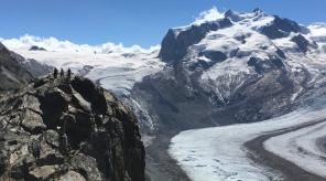 Monte Rosa guía de montaña