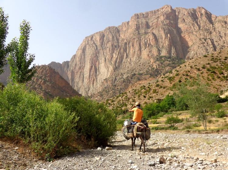 viaje de escalada en Marruecos