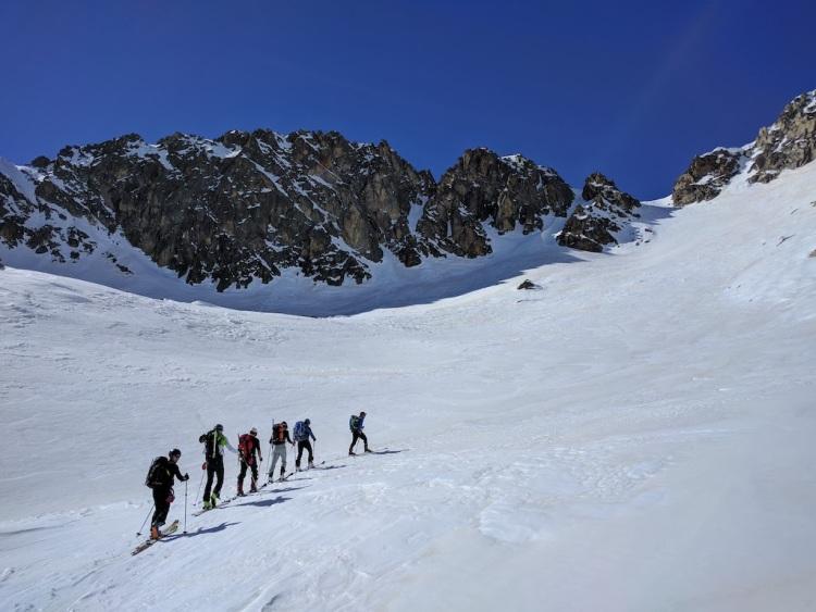 SEO para contratar cursos de esquí de montaña y splitboard en Pirineos